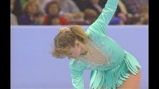 Tonya Harding - 1991 U.S. Figure Skating Championships - Long Program