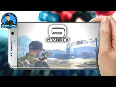 Top 10 Jeux De GameLoft Gratuit (Android/IOS)2017 - YouTube