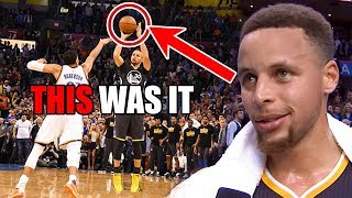 The Game Stephen Curry Became The GREATEST Shooter In NBA History