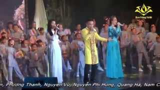 Phần 1-Sen Vàng Từ Bi 2014 - SK Lan Anh