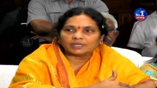 Kimidi Mrunalini comments on Jagan's letter..
