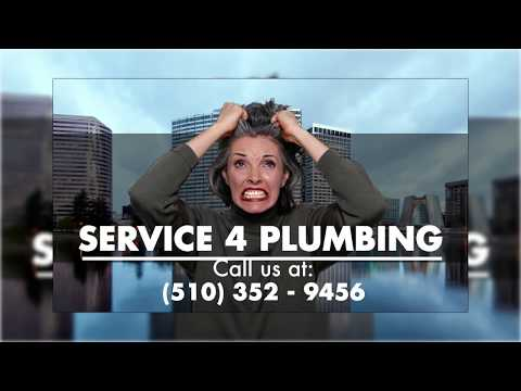 Affordable Plumbing Service in San Leandro, CA - Service 4 Plumbing