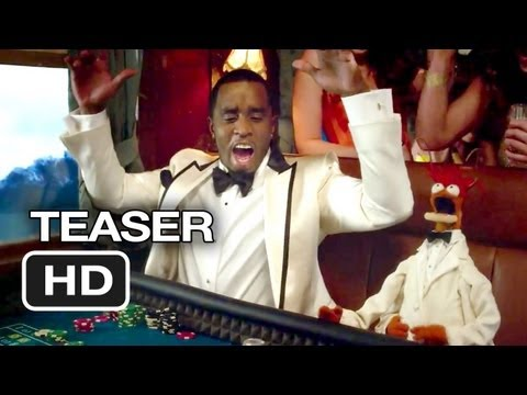 Muppets Most Wanted Official Teaser #1 (2013) - Tina Fey Movie HD