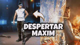 Despertar do Maxim? Free fire