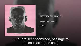 Tyler, the creator - NEW MAGIC WAND (ft. Santigold & Jessy Wilson) (Legendado)