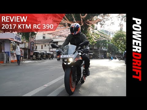 KTM RC 390 (2017) : The Good and The Bad : PowerDrift