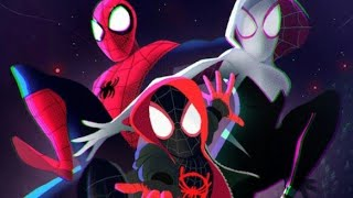 Spider-Man Into The Spider-Verse Miles's copying / learning clips🕸🕷👦🏻