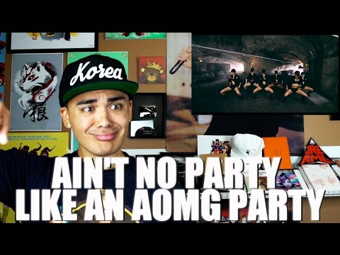 AIN'T NO PARTY LIKE AN AOMG PARTY! Jay Park & Ugly Duck Reaction