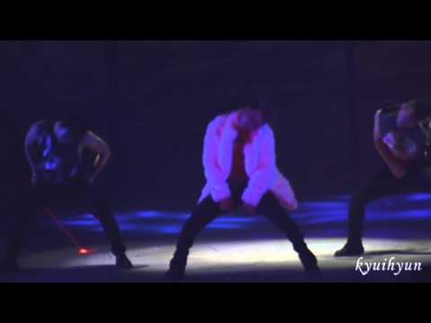 【HD】[五巡在首爾] Shindong + Eunhyuk + Donghae - 哈林搖