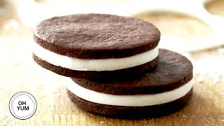 Are these Homemade Oreo's Better Than Store Bought?