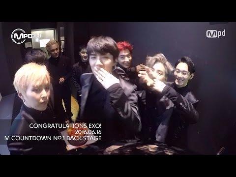 No.1 EXO CONGRATULATIONS! 엑소 1위 축하!! 160616