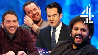 Jimmy Carr's SAVAGE Joke For Nish Kumar | Insults Pt. 7 | 8 Out of 10 Cats Does Countdown