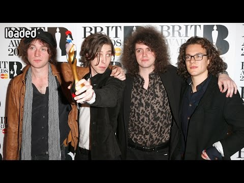 Catfish and the Bottlmen BRITs 2016 interview: