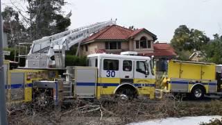 Ventura County Fire Department Golden Incident