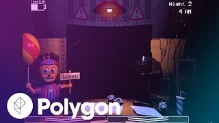 Failing and dying horribly in Five Nights at Freddy's 2 - Gameplay Overview