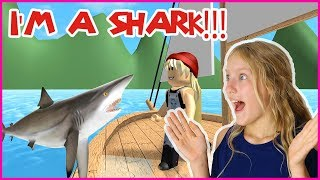 I Turned Into a Shark and ATE EVERYONE!