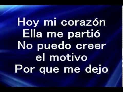 Eso Si Me Dolio -Letra- Julion Alvarez