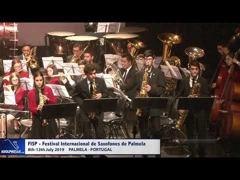 FISP - Saxeus by Lino Guerreiro (Quarteto Saxofones Soc. Fil. Humanitaria)