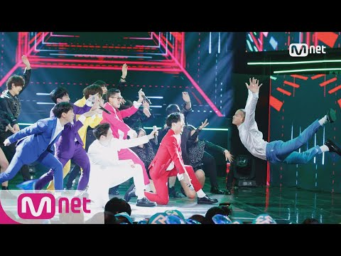 [BTOB - blowin' up] Comeback Stage | M COUNTDOWN 171019 EP.545