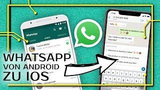 How to: WhatsApp-Chats von Android zu iOS | 5 einfache Schritte | Tech like Vera