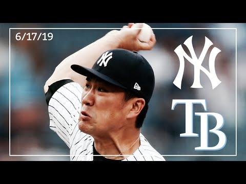 Tampa Bay Rays @ New York Yankees   Game Highlights   6/17/19