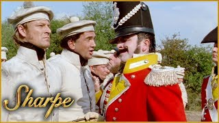 Sharpe & Harper Meet Lieutenant Colonel Girdwood | Sharpe