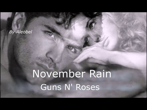 Baixar November Rain  ♥ Guns N' Roses  ~ Traduzione in Italiano