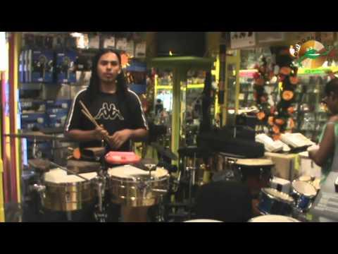 Tips de percusión: Ritmos en conga y timbal