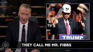 New Rule: Trump's Wall of Lies | Real Time with Bill Maher (HBO)