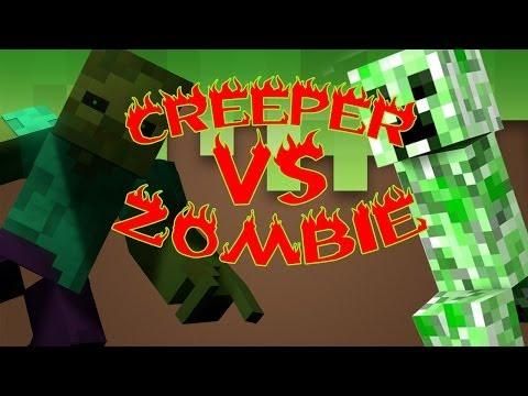 Baixar CREEPER VS ZOMBIE | ESPECIAL 1 MILLÓN | PARTE 2