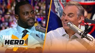 Michael Vick talks Baker getting booed at home, Cowboys' loss to Eagles and Lamar | NFL | THE HERD