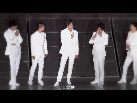 171124 EXO PLANET #4 - The EℓyXiOn_ 나비소년 edit ver.(Kai focus)