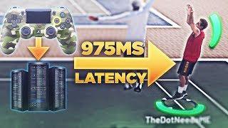 nba 2k19 if it was 975ms latency...