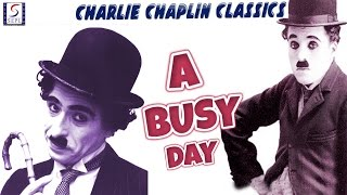 A Busy Day l Charlie Chaplin l Funny Silent Comedy Film (1914)