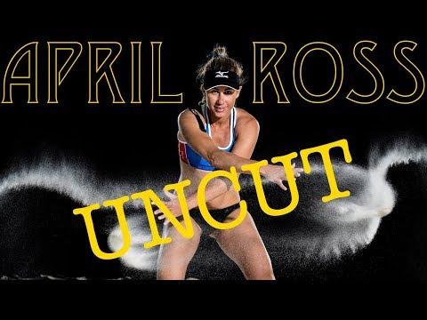 April Ross is a BADASS