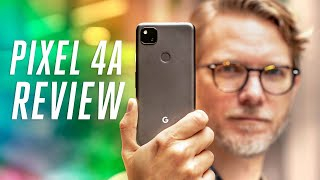 Pixel 4A review: $349 for the basics