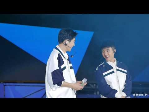 170915 EXO 찬열 - 롯데패밀리콘서트 편집 ver. (Lotte Family Concert - Chanyeol Edit ver.)