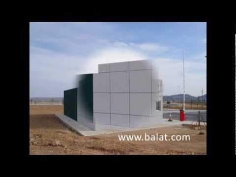 Edificio Prefabricado Vigilancia Balat.mpg