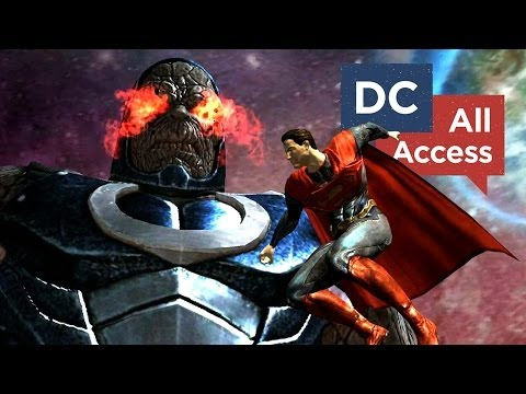 Injustice Multiplayer Trailer + Teen Titans Go! (DCAA 212)