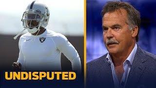 Jeff Fisher on Antonio Brown causing distractions, talks Gruden defending AB   NFL   UNDISPUTED