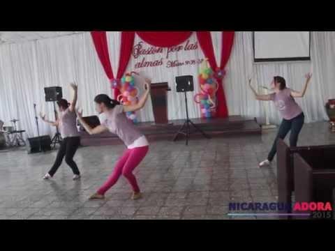 Tutorial danza Nicaragua Adora - Agnus Dei