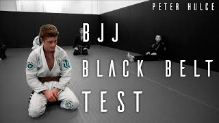 Jiu Jitsu Black Belt Exam | Peter's Crucible | ROYDEAN