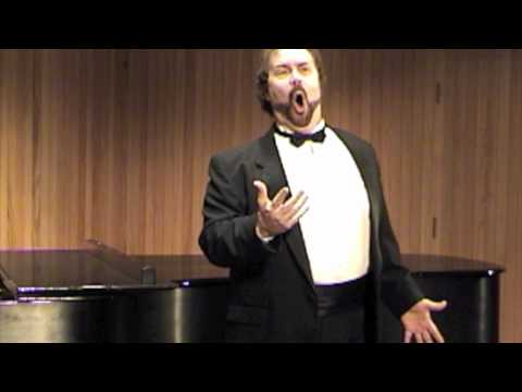 Stanford Felix singing Philip's Aria from G. Verdi's opera Don Carlo.