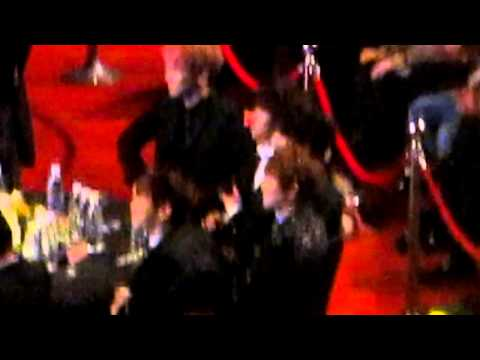 121119 SHINee dance to electric shock  Korean popular culture and art awards