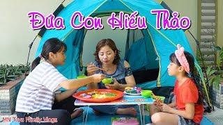 Những Đứa Con Hiếu Thảo – Mẹ Bị Ốm – MN Toys Family Vlogs
