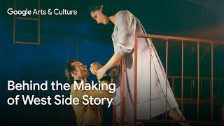 Celebrating West Side Story on Google Arts & Culture