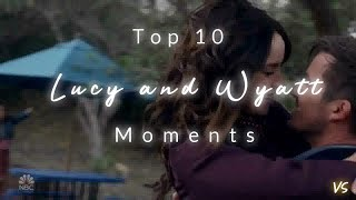 Top 10 Lucy and Wyatt Moments