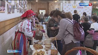 В Омске отметили Всемирный день хлеба