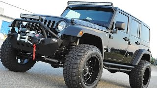 Davis AutoSports / 2014 WRANGLER UNLIMITED / LIFTED / 20