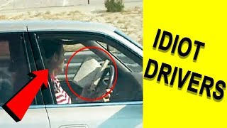 Driving Fails - Idiot Drivers Compilation 2019